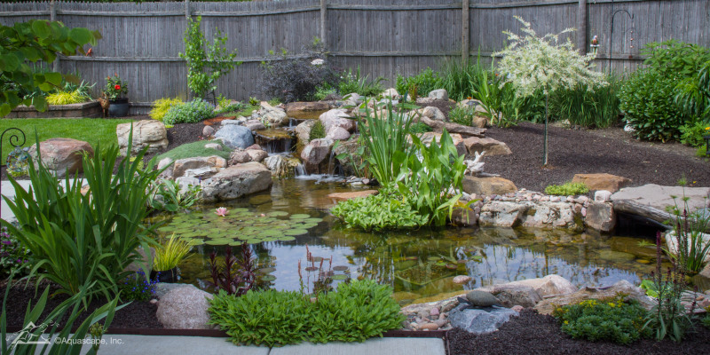 Water Features in Jonesborough, Tennessee