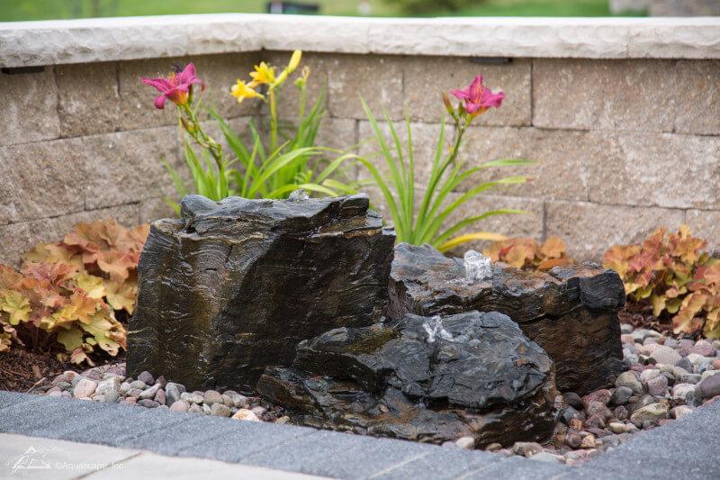 Pagoda Fountain Rocks